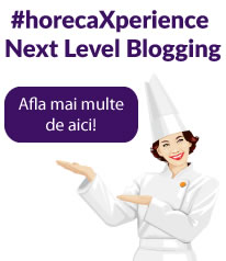 Campania #horecaXperience – next level blogging