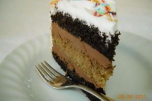 Tort Cafe-Cioco-Rom