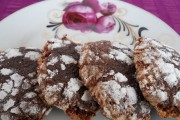 Coffe-Chocolate Crinkles