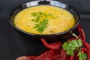 Supă cu legume şi soia granule