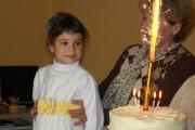 Viviana la 5 ani