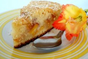 prajitura cu nectarine si cocos 2