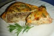 Clătite cu carne