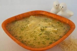 Supă de pui cu fidea