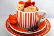 inghetata de caise cu iaurt 1