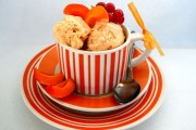 inghetata de caise cu iaurt 2