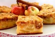 prajitura cu mere si crusta de nuci 2