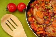 muschi afumat cu legume la cuptor 2 2